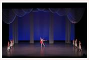 バレエ舞台